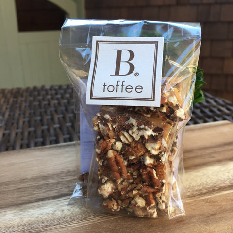 B. Toffee Milk Chocolate Toffee $8