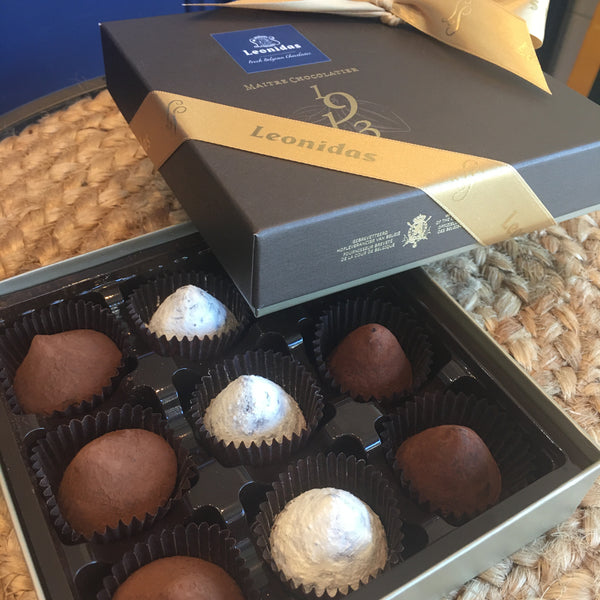 Truffle Gift Box - 9 Piece