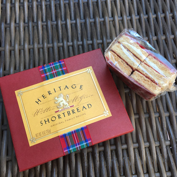 Heritage Shortbread - Original - Love Chocolate