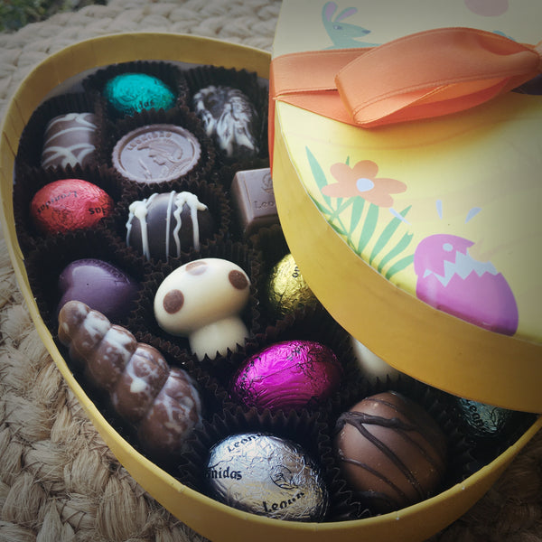 Leonidas Easter 20-piece Gift Box - Love Chocolate
