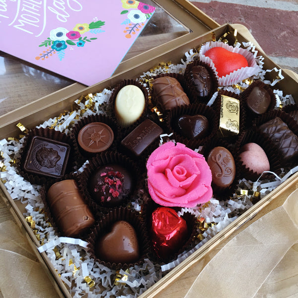 Large Mother's Day Gift Box - Love Chocolate