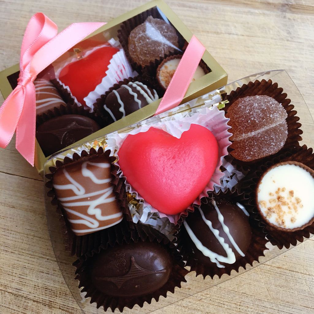 Small Mother's Day Gift Box - Love Chocolate