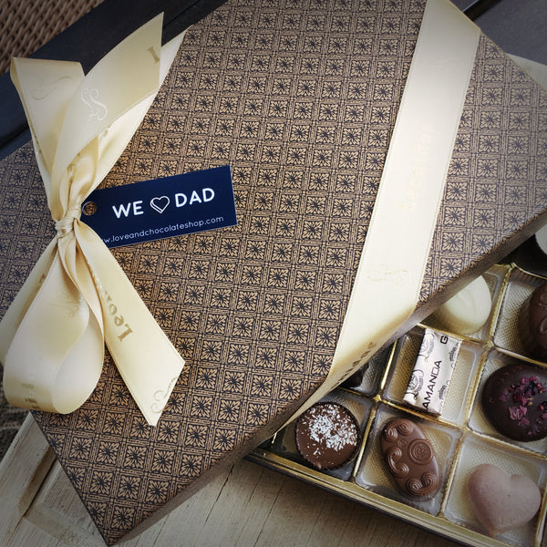 Father's Day Gift Box - Love Chocolate