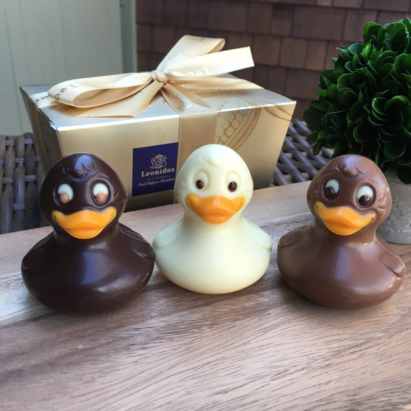 Leonidas Chocolate Duckies