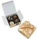 Leonidas Party Favor 4-pack - Love Chocolate