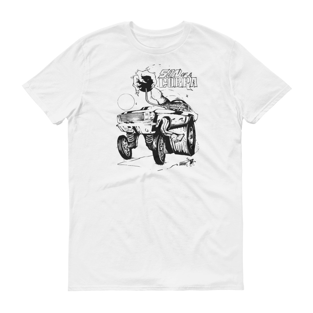 Son of a Cobra Short sleeve t-shirt
