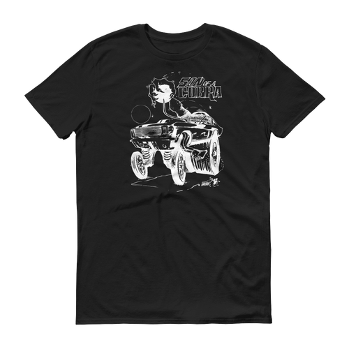 Son of a Cobra in black Short sleeve t-shirt