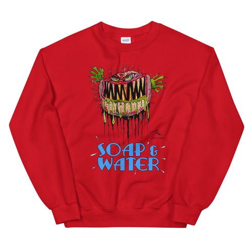 Soap and Water Sweatshirt