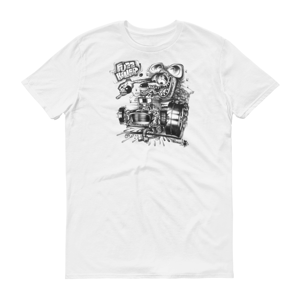 Fuzz killer Short sleeve t-shirt