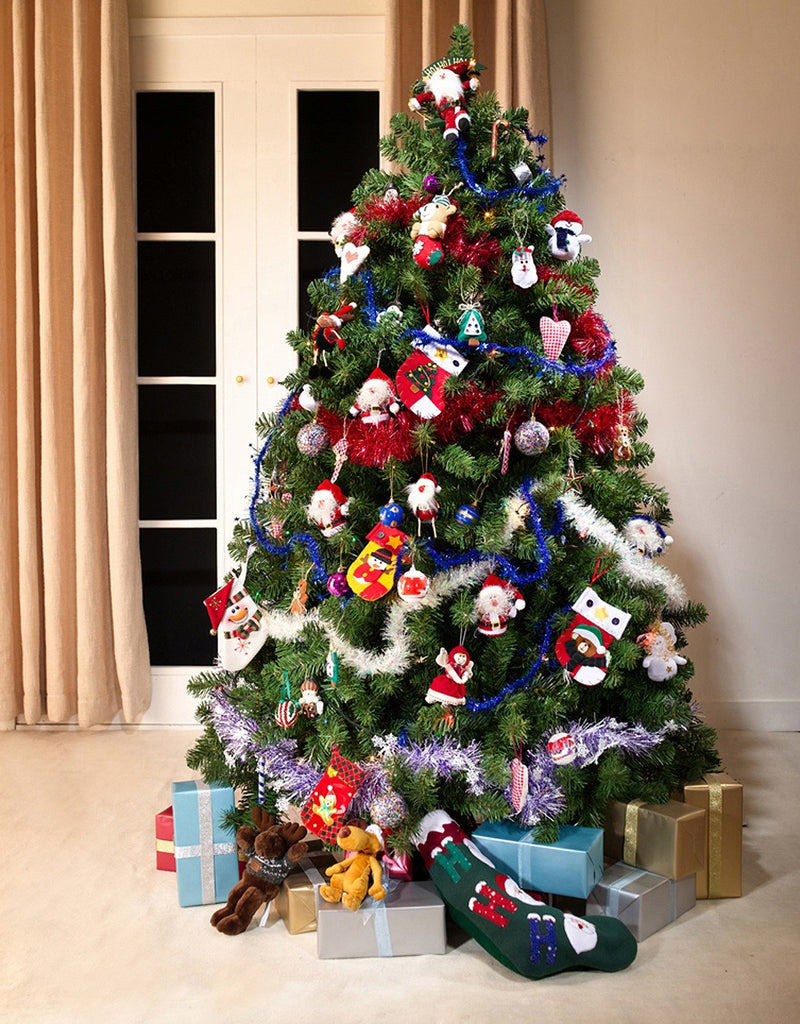 green colorado spruce artificial christmas tree 65ft tall 4ft wide - 4 Ft Christmas Tree
