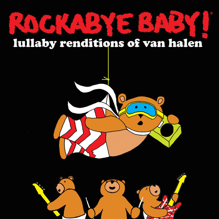 Lullaby Renditions of Van Halen