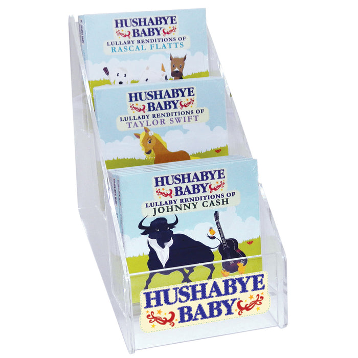 Hushabye Baby Display (holds 15 CDs)