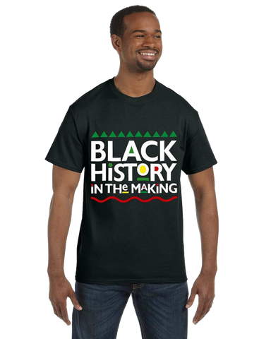 Black history in the making