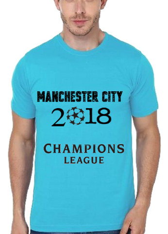 Man city 2018 champion league