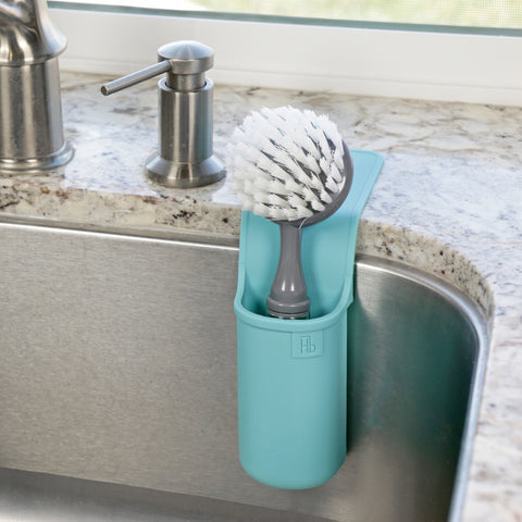 LIL' HOLSTER - Dish Brush Holder-small space kitchen bathroom organizer-Holster Brands