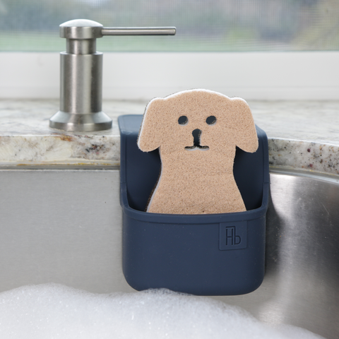 Puppy Kitchen Sponge-Kitchen Sponge-Holster Brands