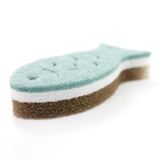 Fish Kitchen Sponge-Kitchen Sponge-Holster Brands