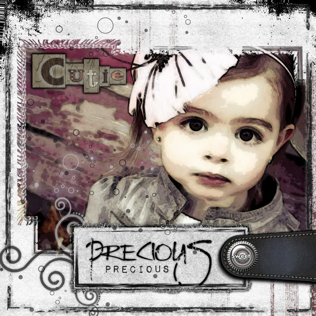 Precious Girl Layout!