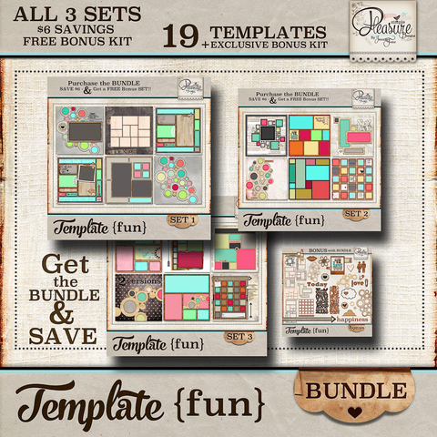 Template Fun Bundle