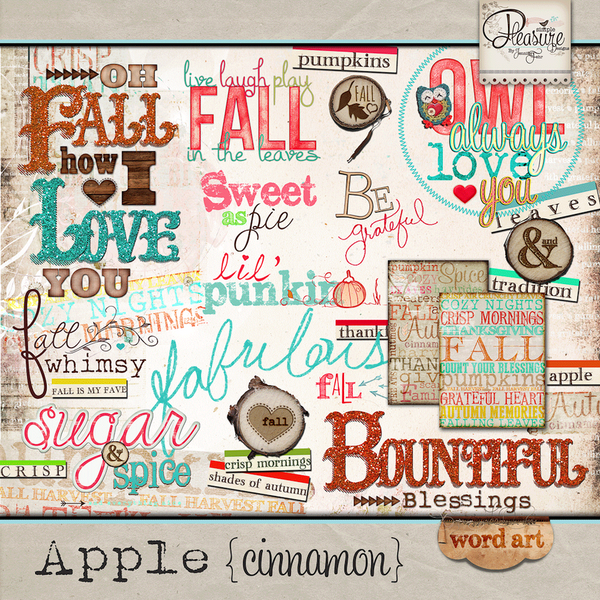 Apple Cinnamon Kit