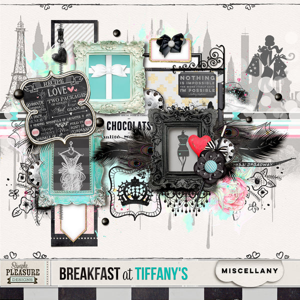 BREAKFAST AT TIFFANY'S: Miscellany Pack