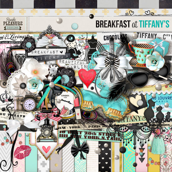 Breakfast at Tiffany's Bundle