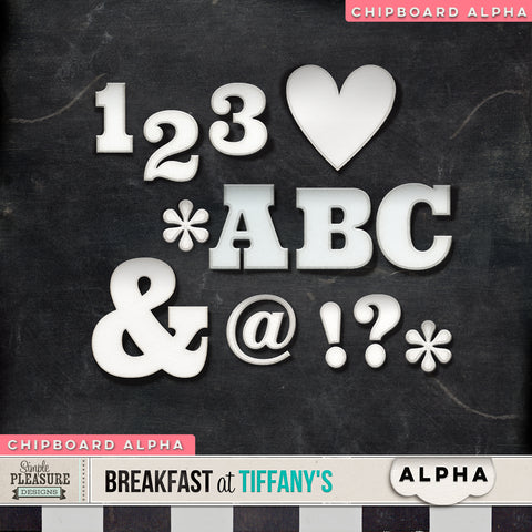 BREAKFAST AT TIFFANY'S: Alpha Pack