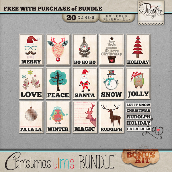 Christmas Time Bundle