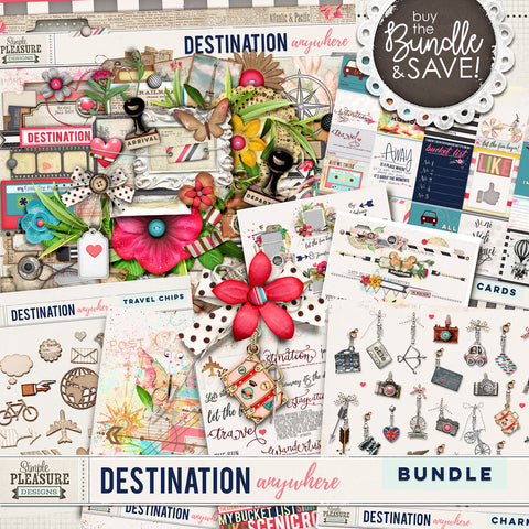 DESTINATION ANYWHERE: BUNDLE