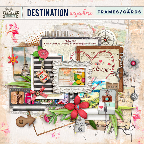 Destination Anywhere Frames