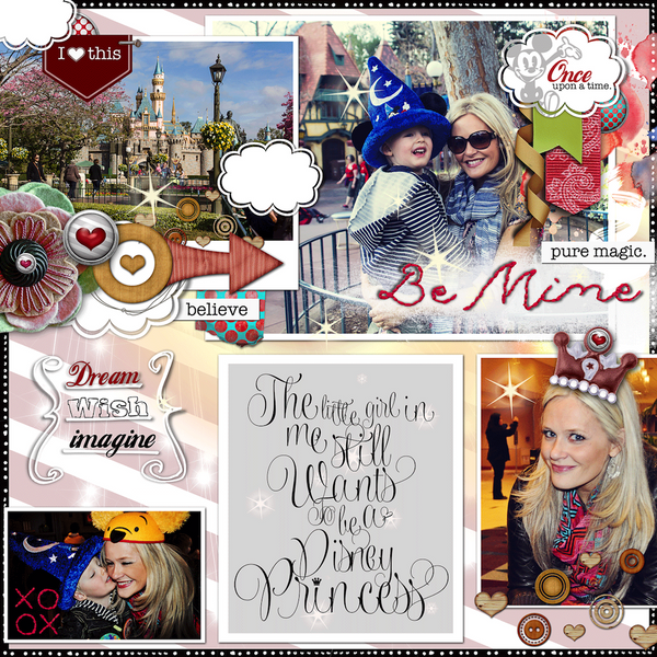 Magical Moments: {Journal Cards & Stitches Addition}