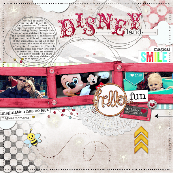 Magical Moments BUNDLE: {Disney Themed}