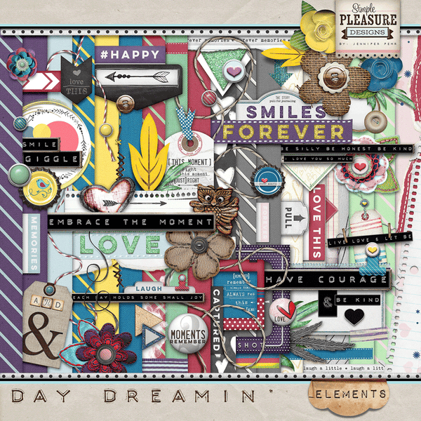 Day Dreamin' Bundle