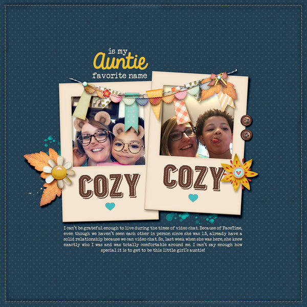 CHATTY FRAMES VOL.2: AUTUMN ADDITION