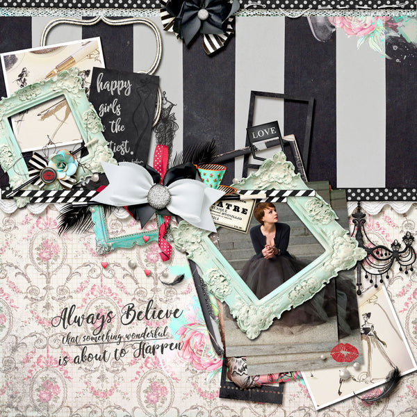 BREAKFAST AT TIFFANY'S: Bundle
