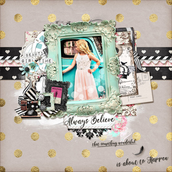 BREAKFAST AT TIFFANY'S: Journal Cards