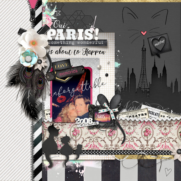 BREAKFAST AT TIFFANY'S: Wordy's Pack