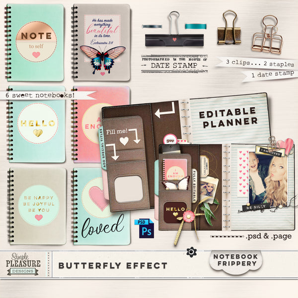 BUTTERFLY EFFECT: BUNDLE