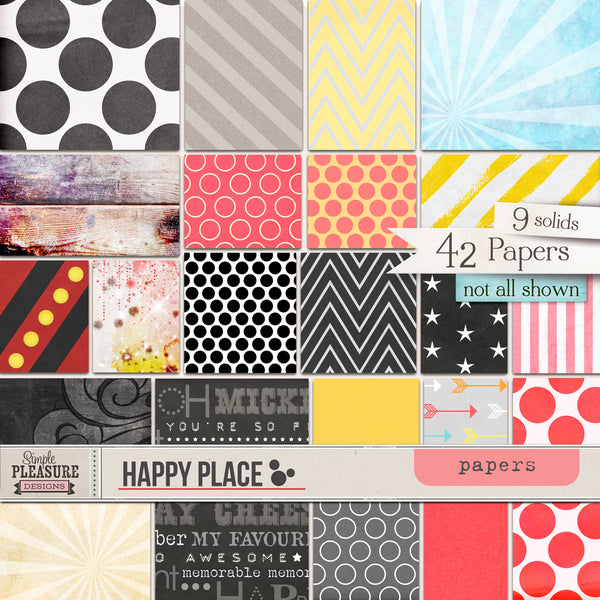 HAPPY PLACE: BUNDLE