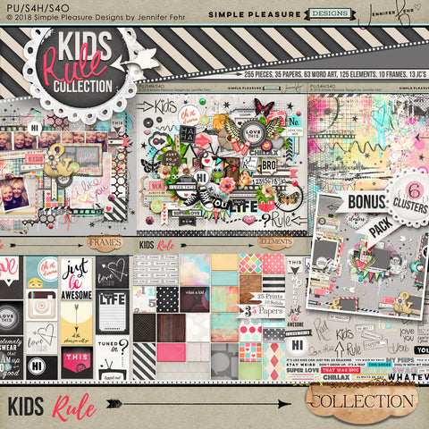 Kidz Rule Bundle