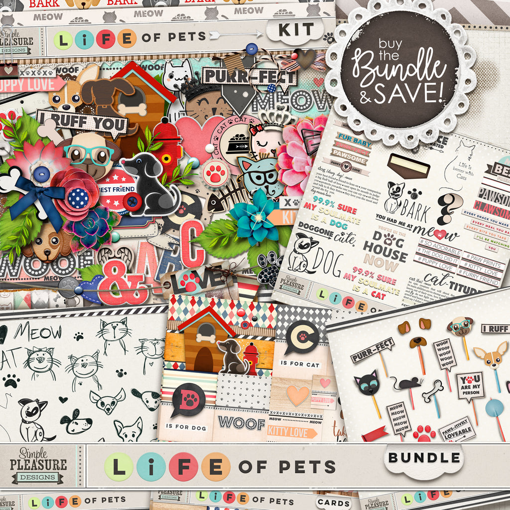 LIFE OF PETS BUNDLE