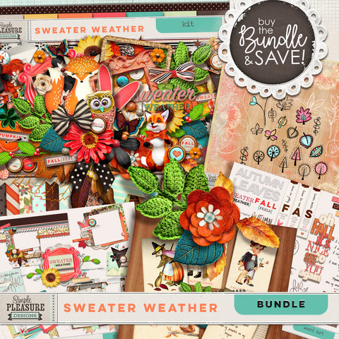 SWEATER WEATHER: BUNDLE