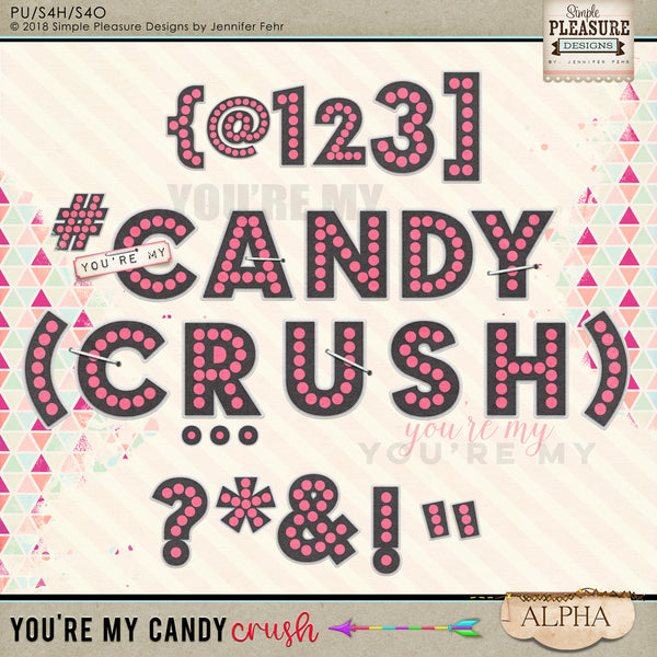 You're My Candy Crush Bundle