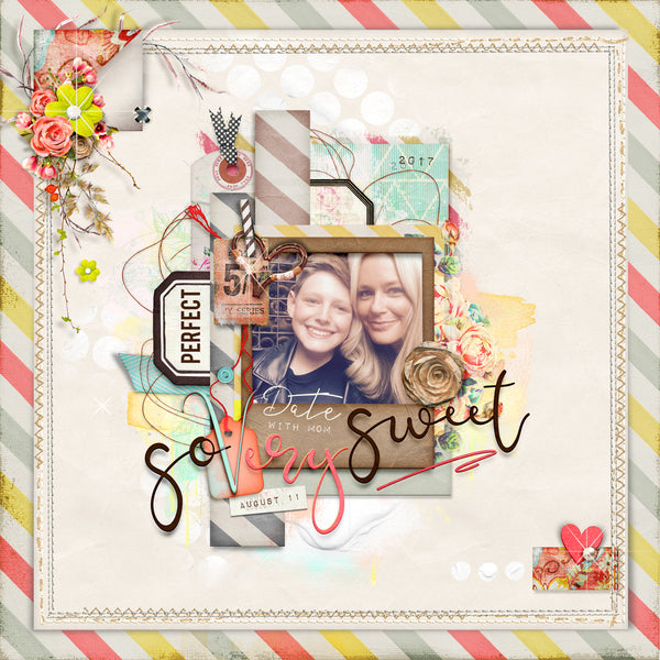 Country Chic Journal Cards