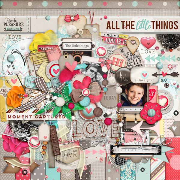 ALL THE LITTLE THINGS: BUNDLE