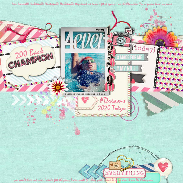 Candy Crushed [EDITABLE Envelopes & Journal Cards]