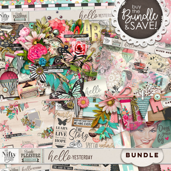 HELLO YESTERDAY: BUNDLE