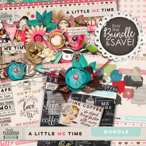 A LITTLE ME TIME: BUNDLE