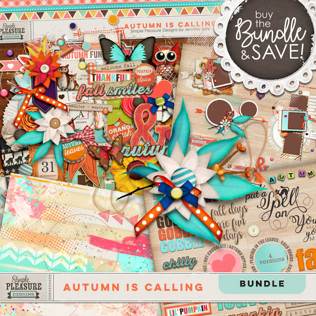 AUTUMN IS CALLING: BUNDLE