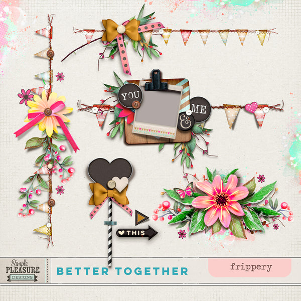 BETTER TOGETHER: BUNDLE